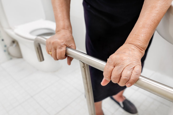 Bathroom Modifications to Keep Seniors Safe
