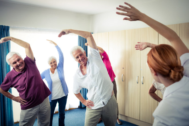 Easy Exercises That Can Help Seniors Stay Fit