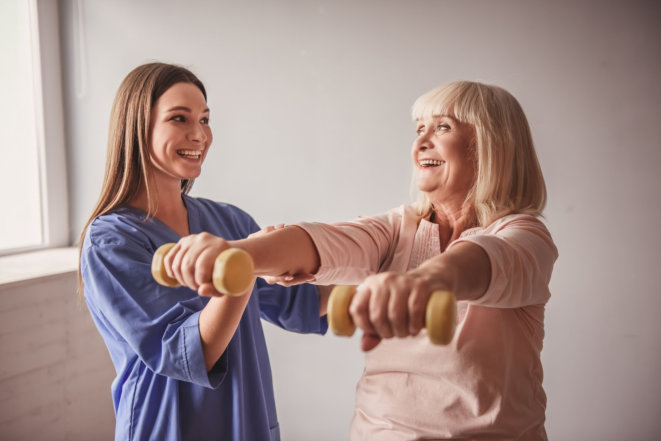 Strength Training Can Improve Diabetes Management