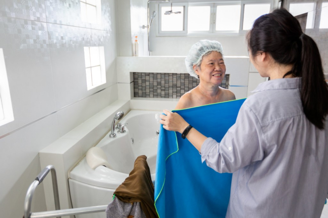 Senior Care: Barriers to Personal Hygiene